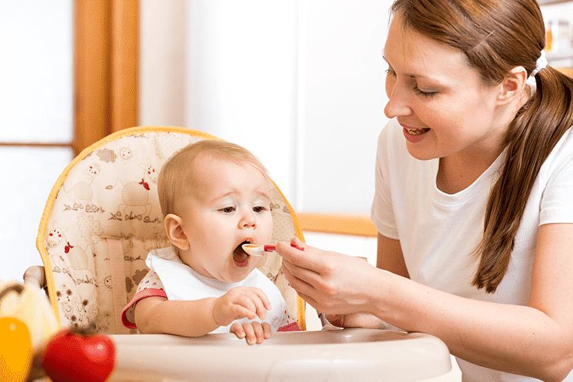 прикорм малыша