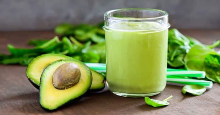 пюре из авокадо