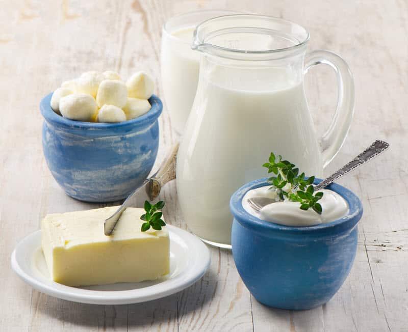кисломолочные продукты при ГВ