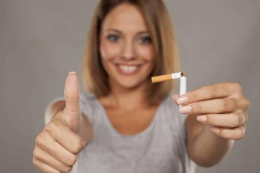 стоп курение